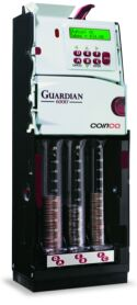 guardian 6000 coin changer mechanism
